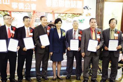 羅省台山寧陽會館和寧僑公會2012年春宴